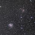 NGC6946とNGC6939