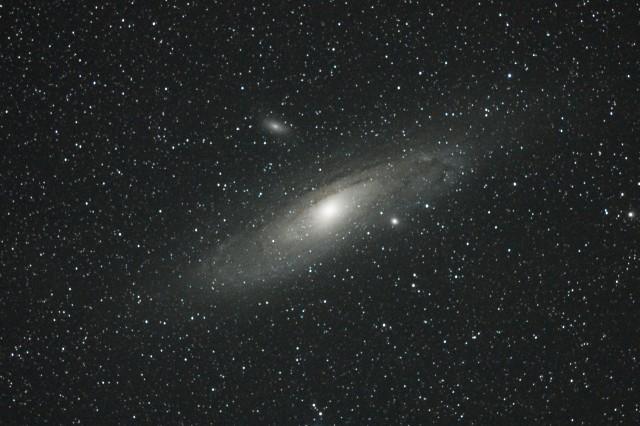 2008/08/09 M31 アンドロメダ銀河