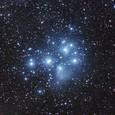 M45 プレアデス星団(すばる)