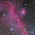IC2117 わし星雲(いっかくじゅう座)