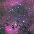 NGC7822付近