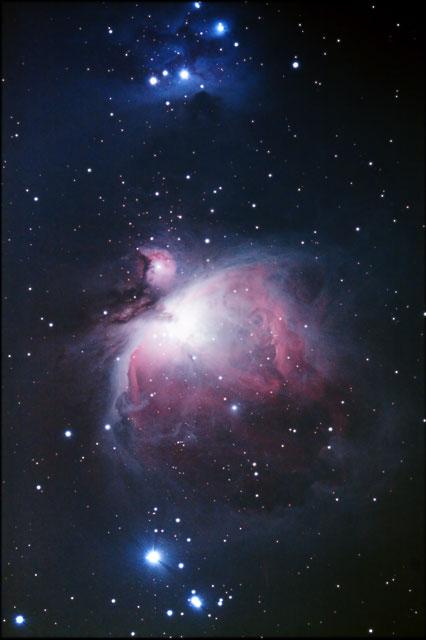 M42(ED100Sf直焦点)
