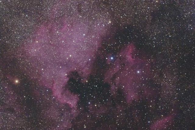 北アメリカ星雲&ペリカン星雲
