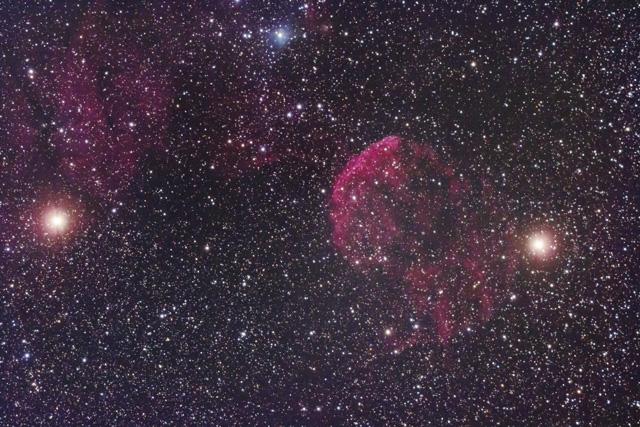 くらげ星雲(IC443)