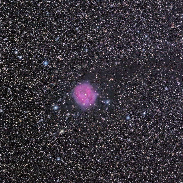 まゆ星雲(IC5146)