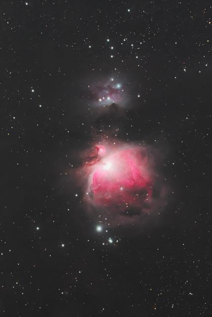 M42(光害地・X-E2)