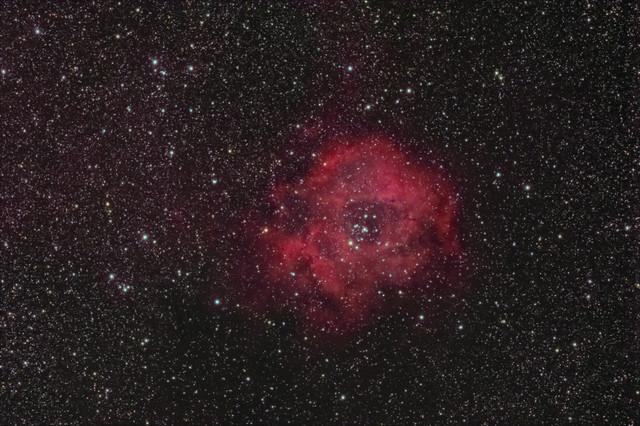 バラ星雲(ミニボーグ60ED)