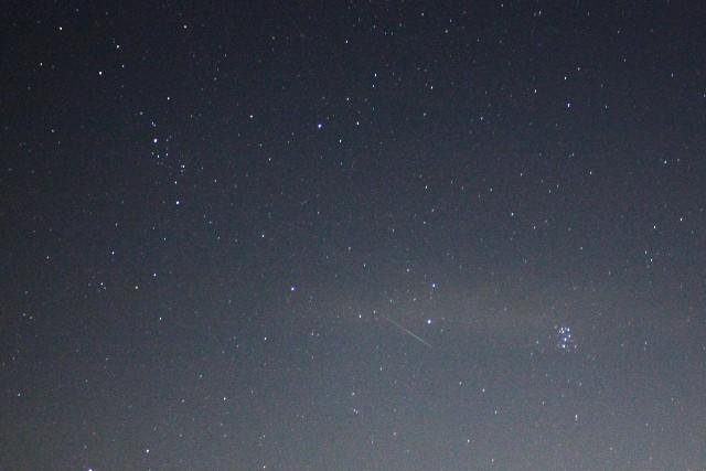 2008/08/13 ペルセ群流星
